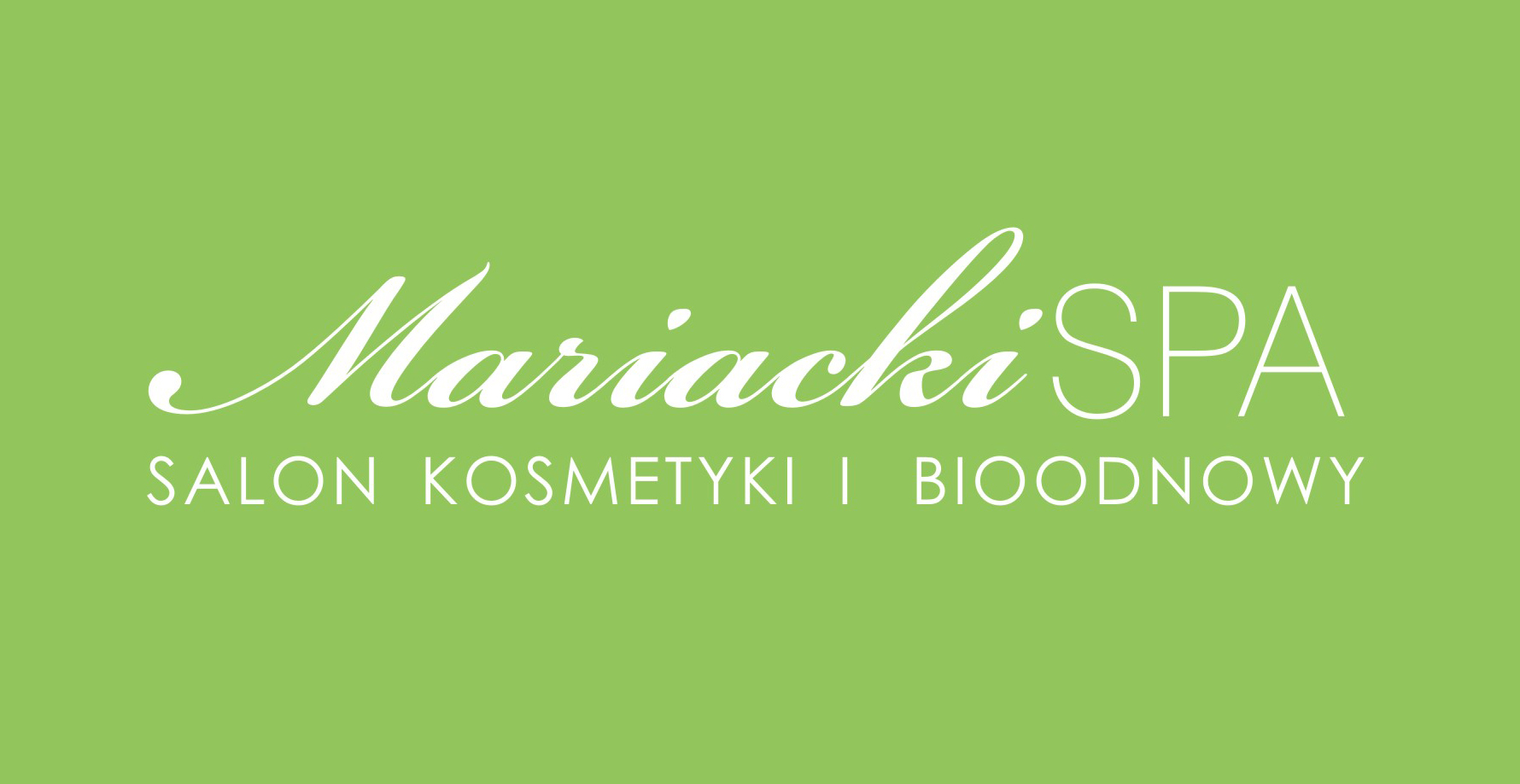 logo mariacki SPA