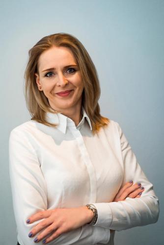 Magdalena Proksa - manager kliniki