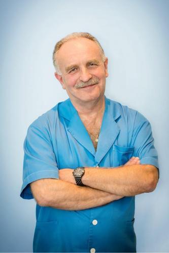 dr Jerzy Dorożyński