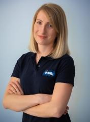 Katarzyna Serda - asystentka stomatologiczna