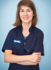 Anna Kwiatek - asystentka stomatologiczna