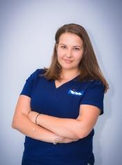 Anna Bujas - asystentka stomatologiczna