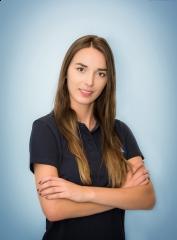 Aneta Fraś - higienistka stomatologiczna